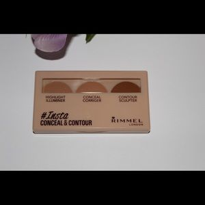 Rimmel London insta conceal and contour